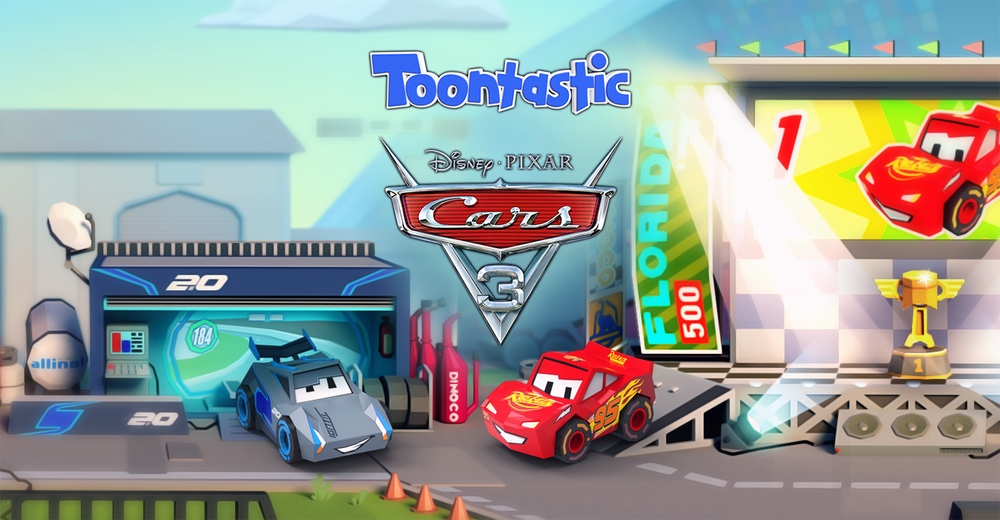 Toontastic-cars