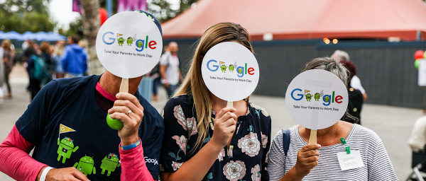 The lessons Googlers have learned from their parents