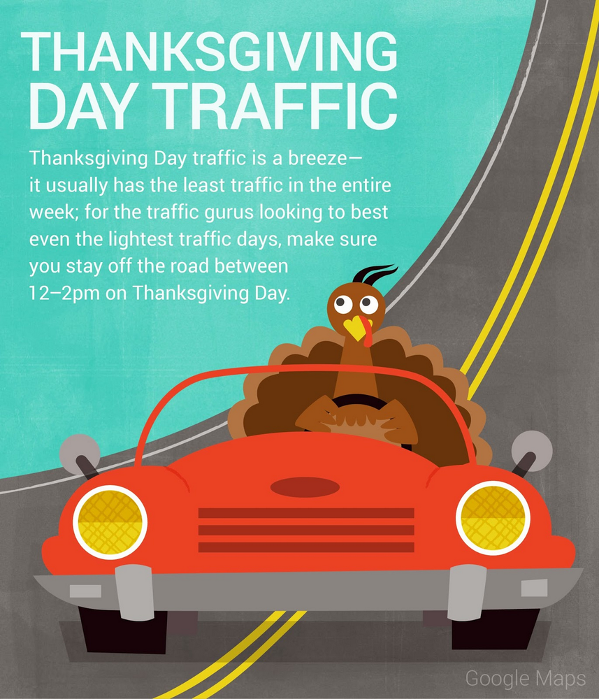Thanksgiving traffic 3