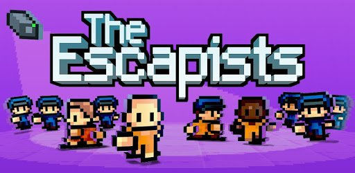 The logo from the game The Escapists