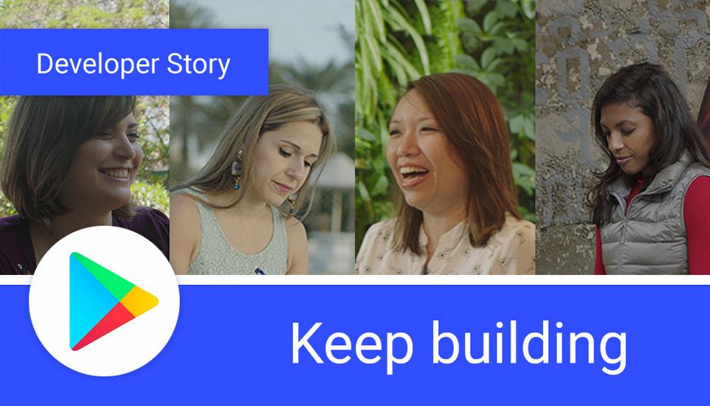 Google Play: Keep building