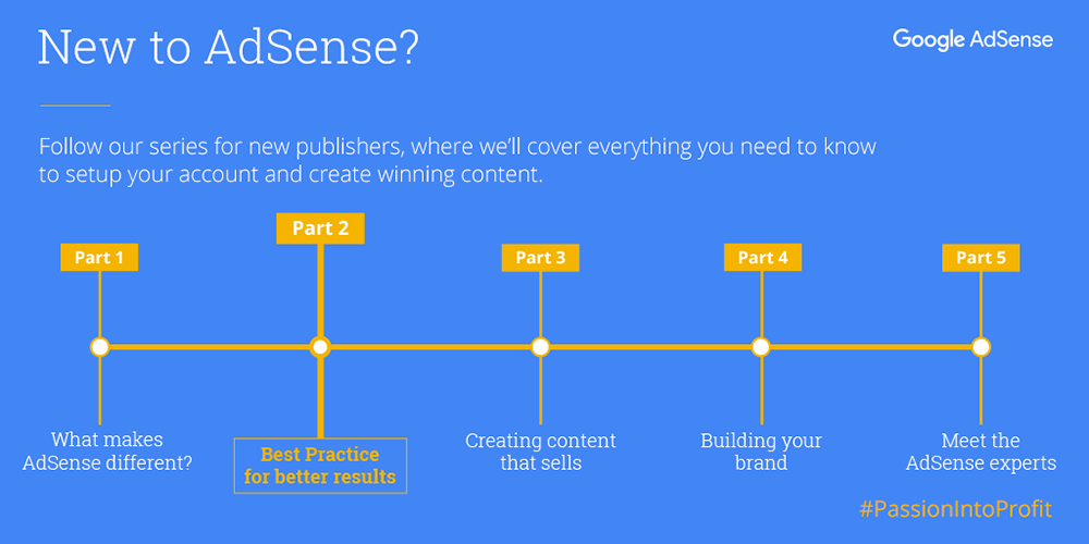 AdSense best practice: Set yourself up for success-1