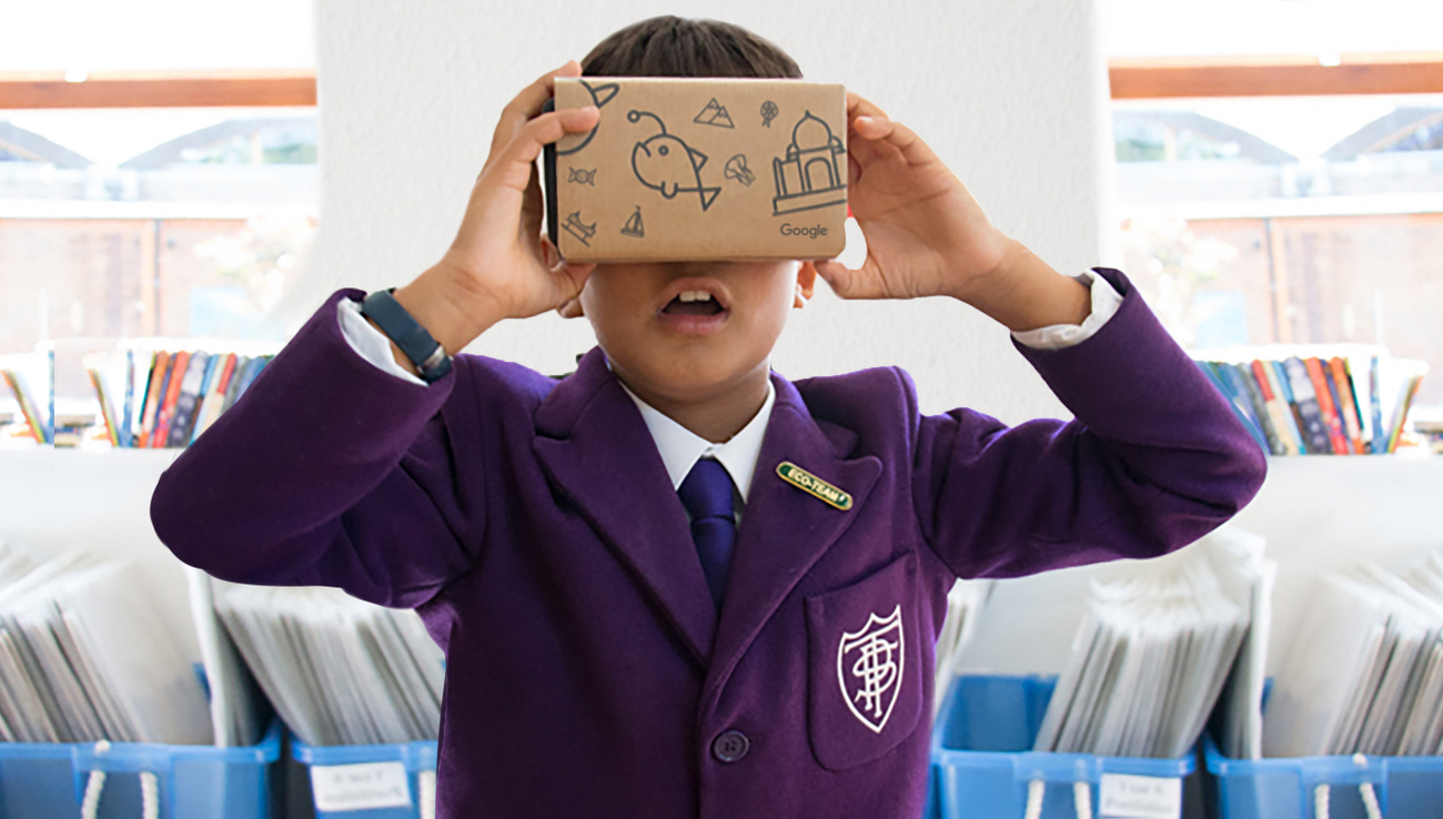 We've reached more than 1 million U.K. students with Google Expeditions