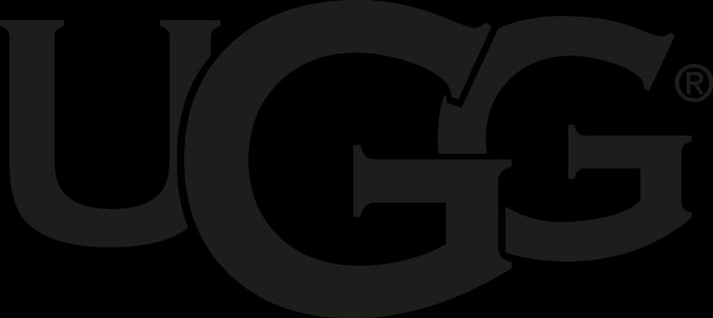 Black UGG Logo