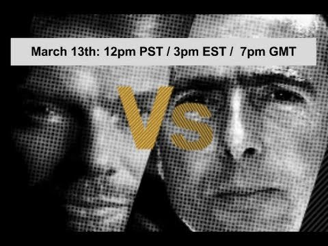 The War on Drugs : Versus Debate : 13th March, 7pm GMT