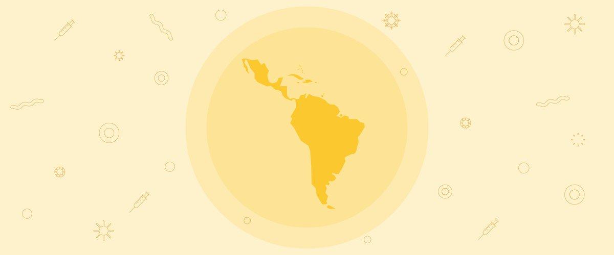 Latin America COVID-19 relief