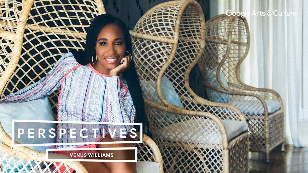Video with Venus Williams