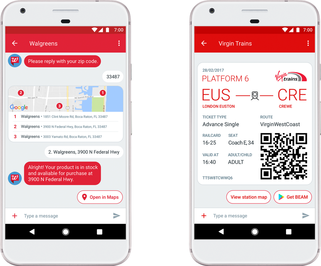 Delivering RCS messaging to Android users worldwide