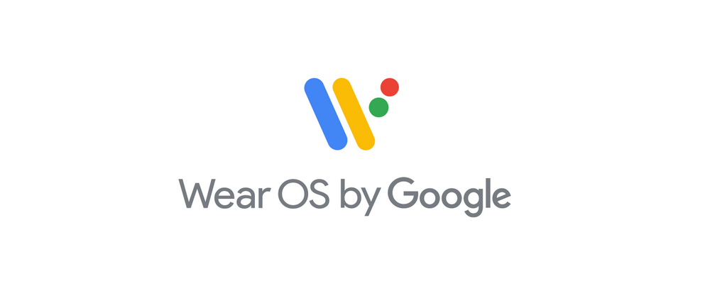 Wear OS, by Google logo lockup