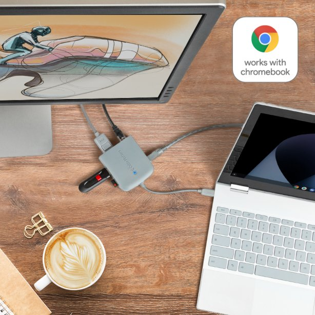 Chromebook and accessories