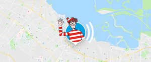 Waldo Maps hero