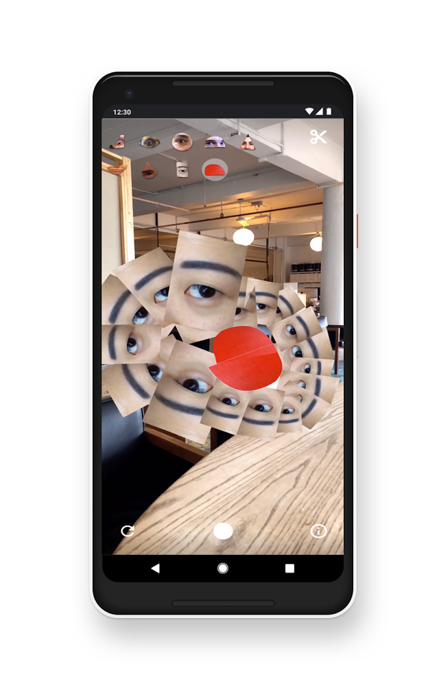 How artists use AI and AR: collaborations with Google Arts & Culture