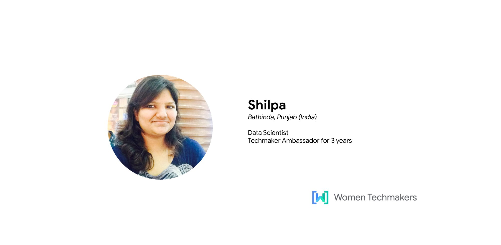 Get to know our Women Techmakers Ambassadors