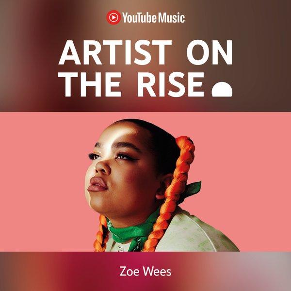 """Singer-Songwriterin Zoe Wees und Rapper MAJAN sind die ersten """"Artists on the Rise"""" in Deutschland"""