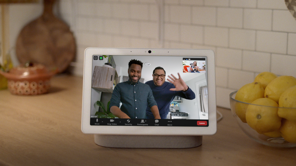 Google Assistant can help you make group video calls with Google Meet, Duo and Zoom.
