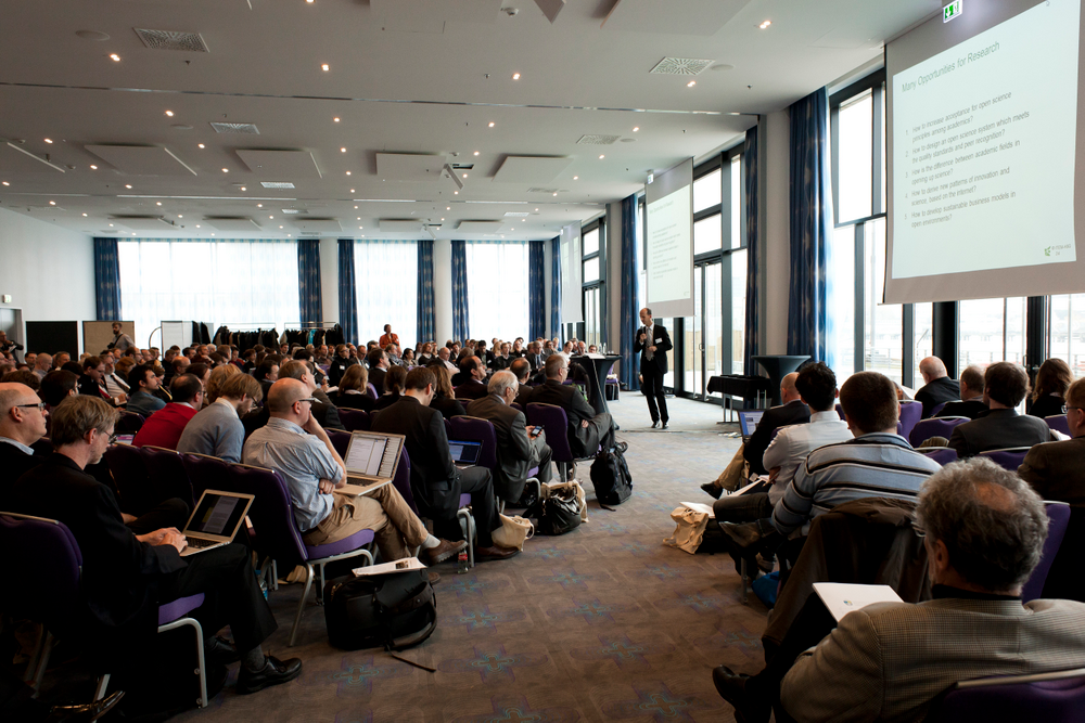 The HIIG hosted the Berlin Symposium on Internet and Society at its opening in October 2011