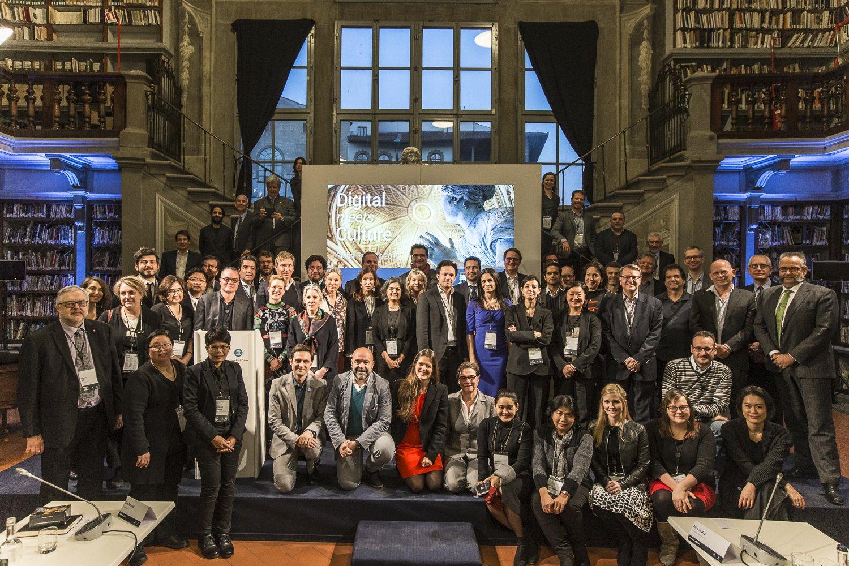 Digital Meets Culture Global Summit