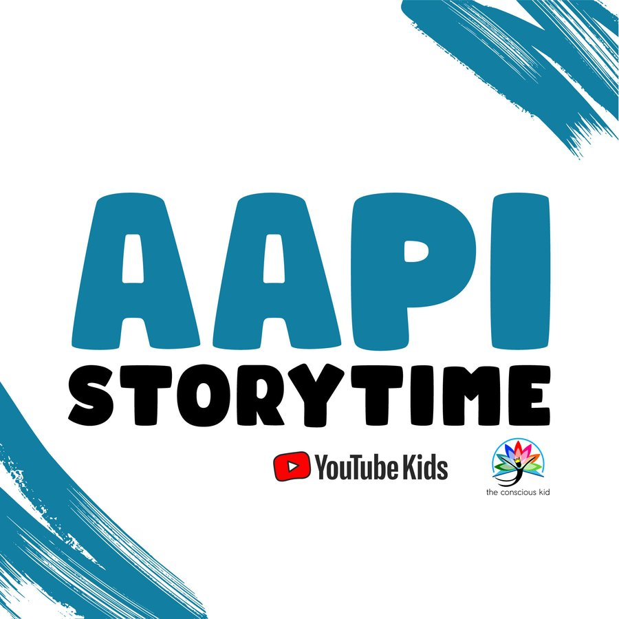 The Conscious Kid launches read-aloud program, 'AAPI Storytime,' for YouTube Kids