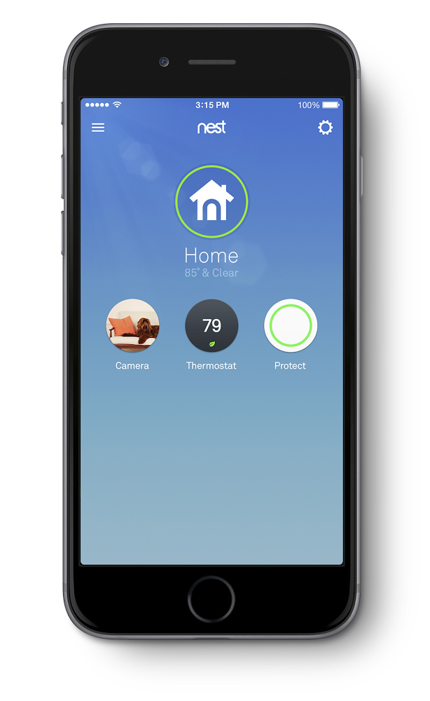 Say hello to Nest Cam