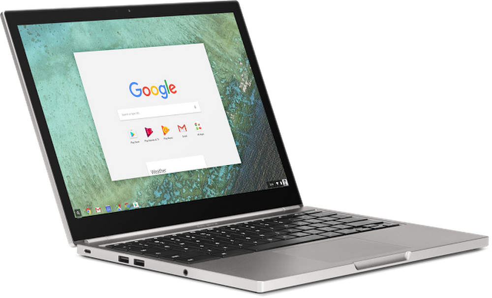 Android apps on Chromebook Pixel
