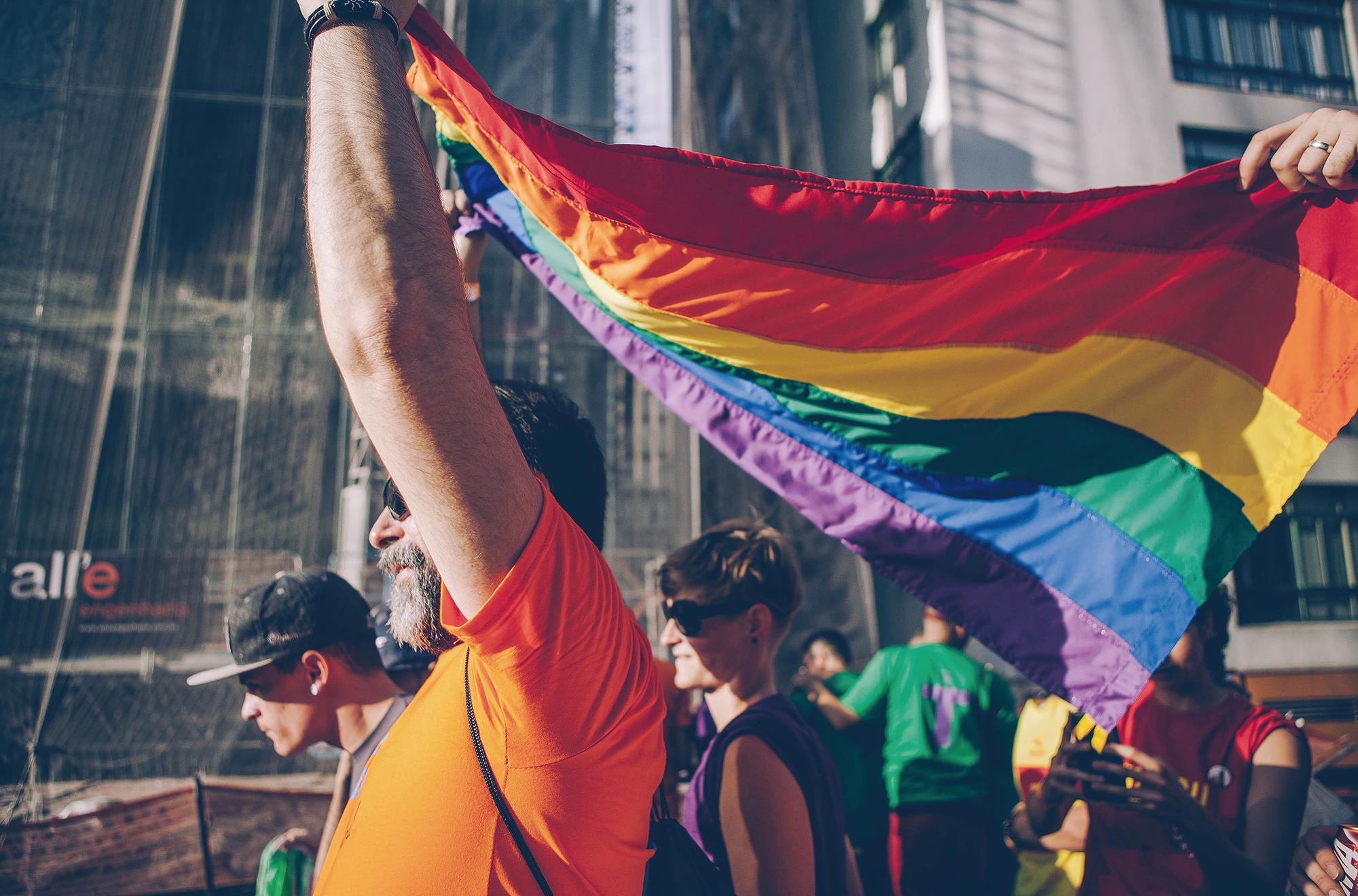 Honoring Pride, in solidarity