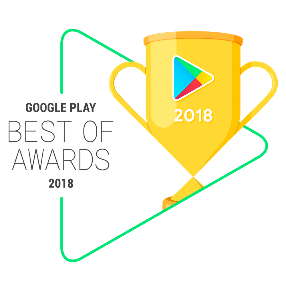 """Announcing Google Play's """"Best of 2018"""""""