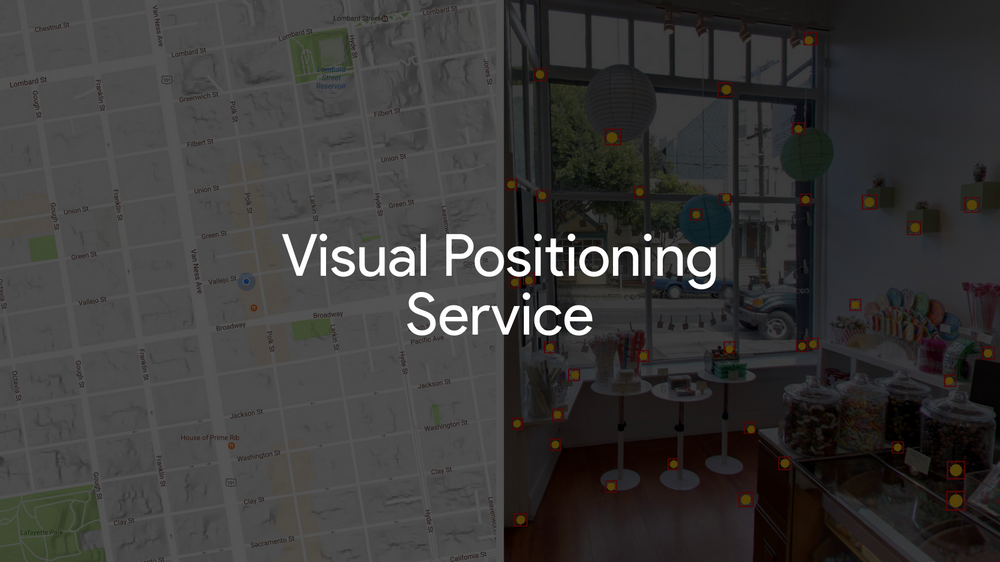 Visual Positioning Service