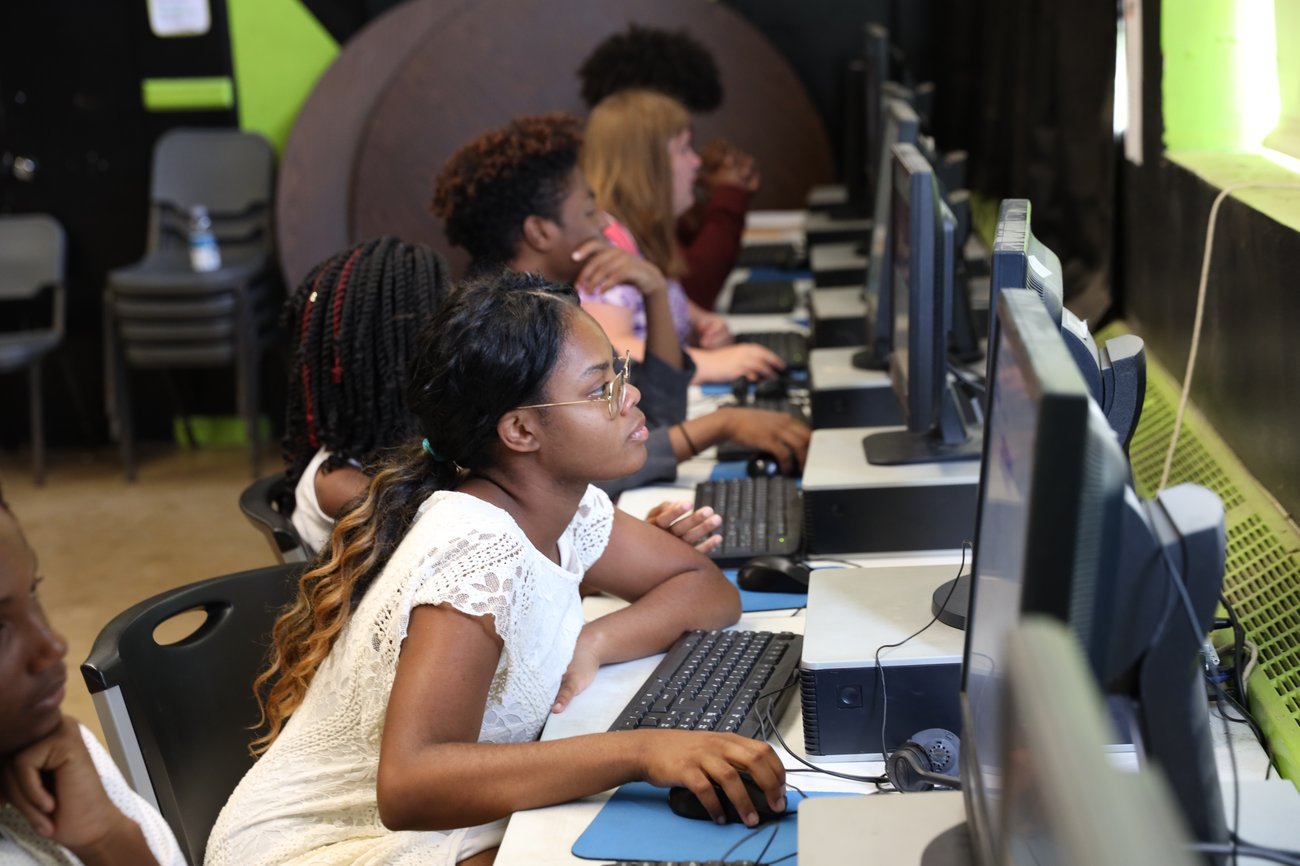 Boys & Girls Clubs help teens build new digital skills