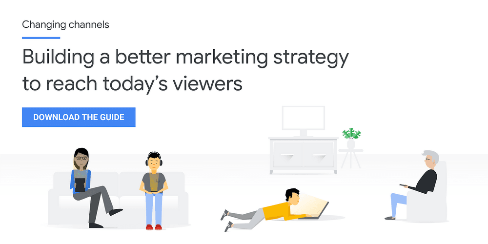 Building a better marketing strategy to reach today's viewers
