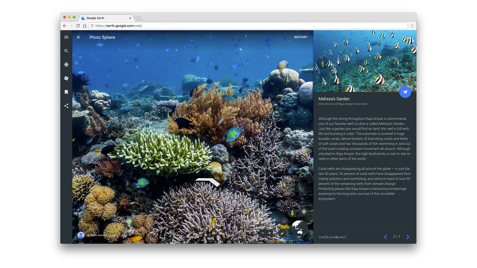 Dive Into World Oceans Day With Google Earth And Maps Googblogscom - 50 incredible maps will change see world