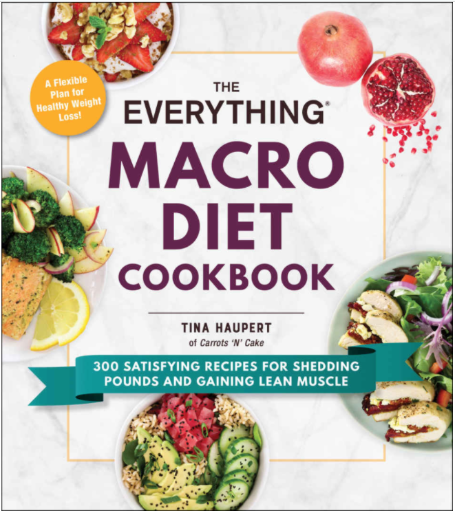 The cover of The Everything Macro Diet Cookbook