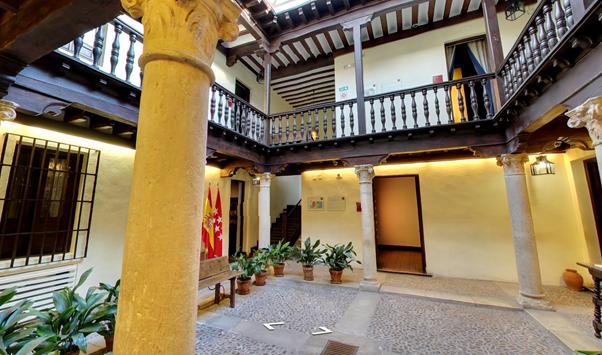 casa natal, home of cervantes