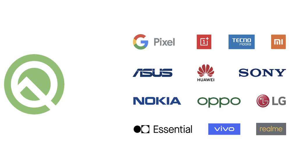 Android Q beta will be available for this company