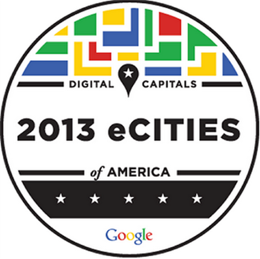 Congratulations to Americas eCities edit