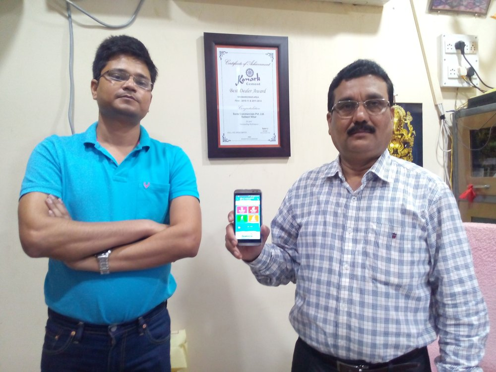 Dalmia Android team
