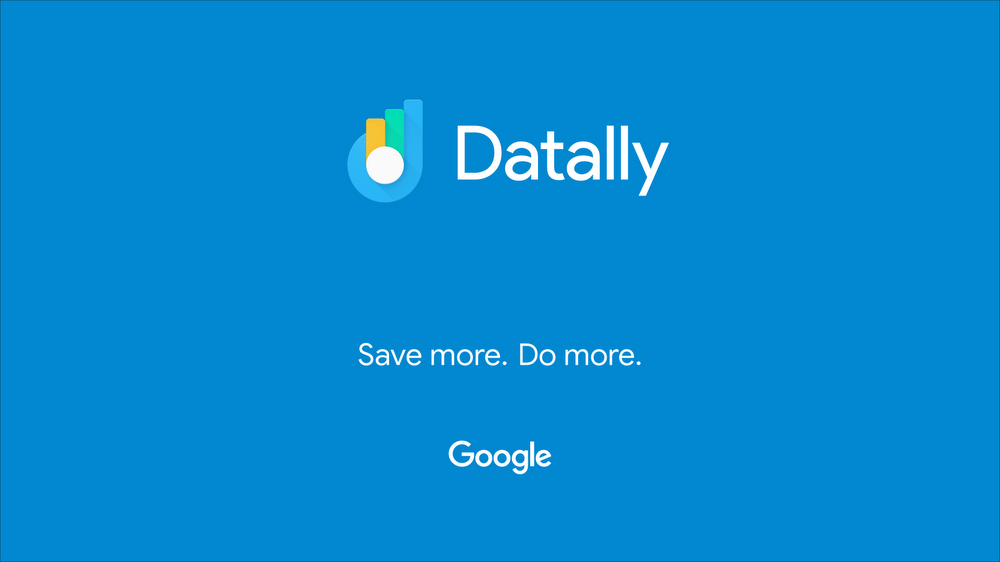 Datally: A new mobile data-saving app by Google