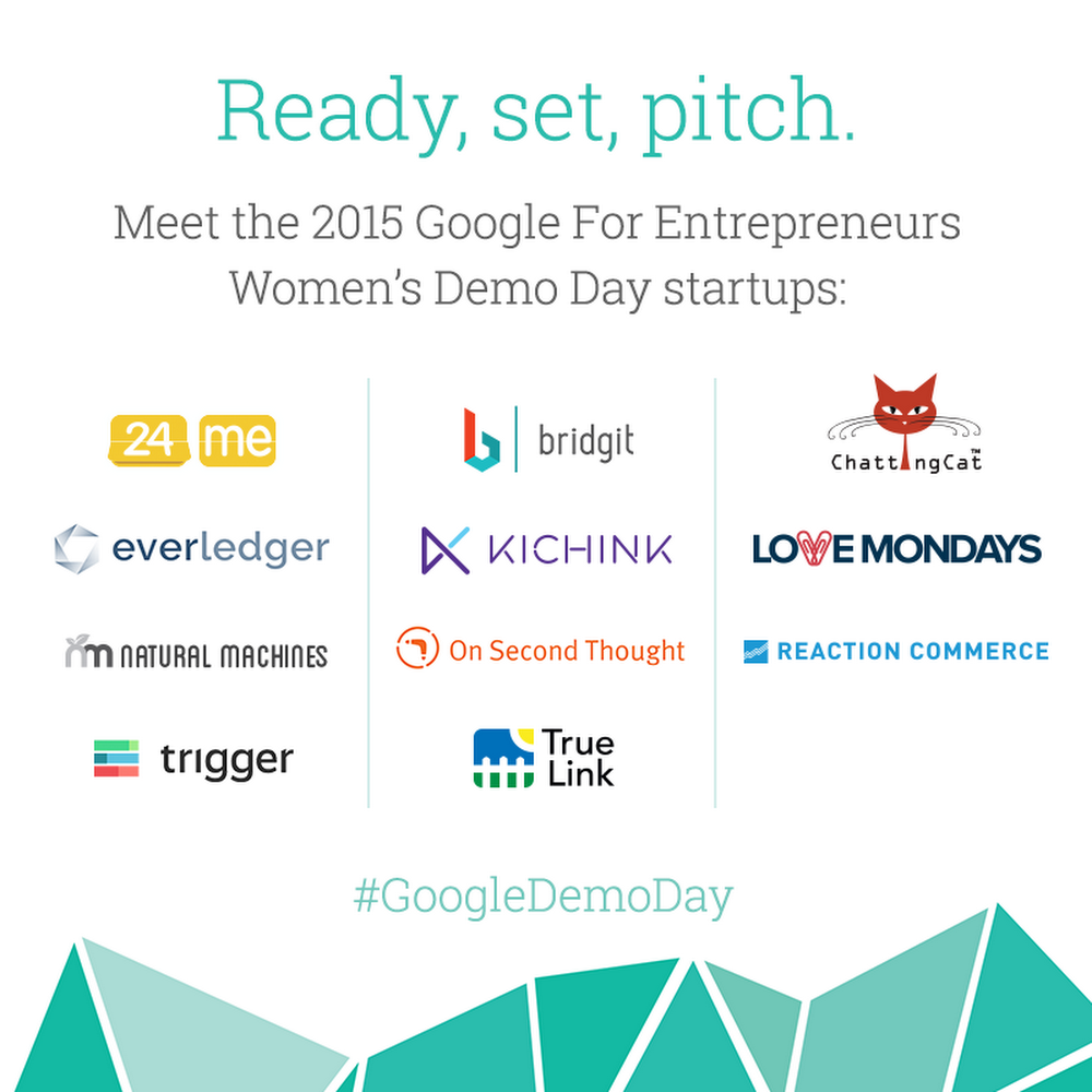 Demo day 2015 announcement