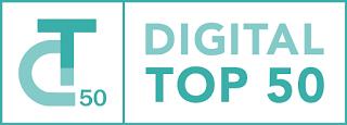 digital top 50 logo