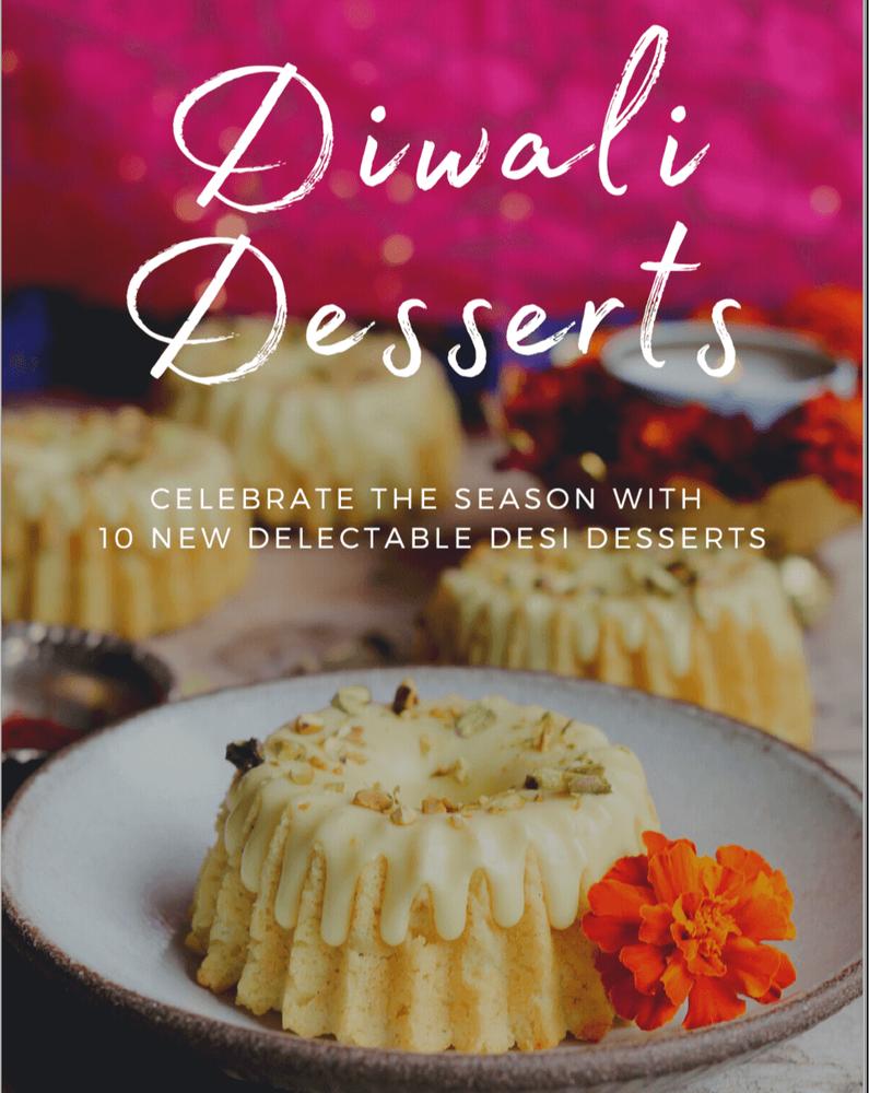 Diwali Desserts cover