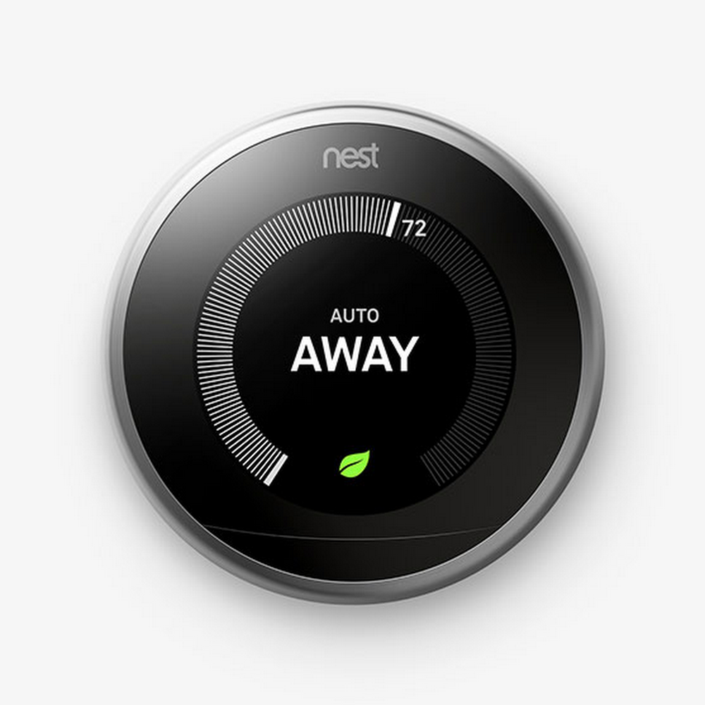 And of course, the Nest Thermostat works with other Nest products.