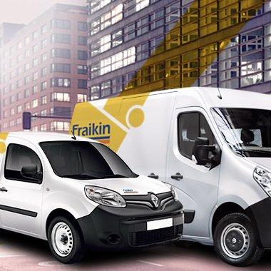 Fraikin trucks wide