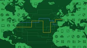 Google trans-Atlantic subsea cable
