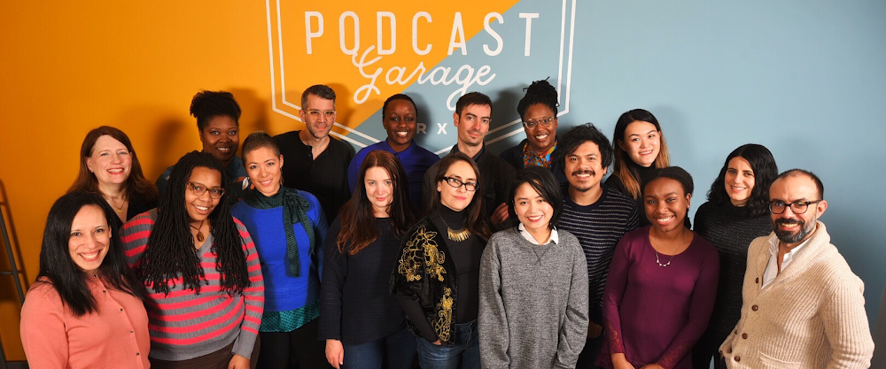 Bringing new voices, and communities, to the world of podcasts