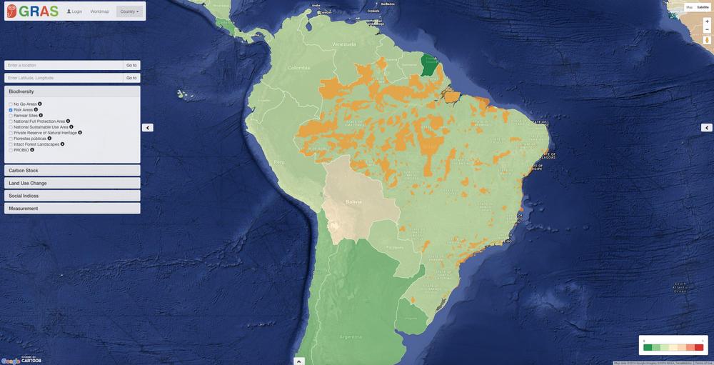 gras-google-maps