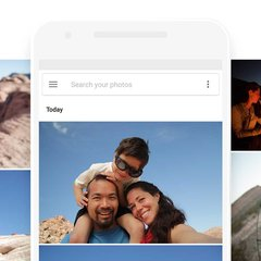 Google Photos hero image