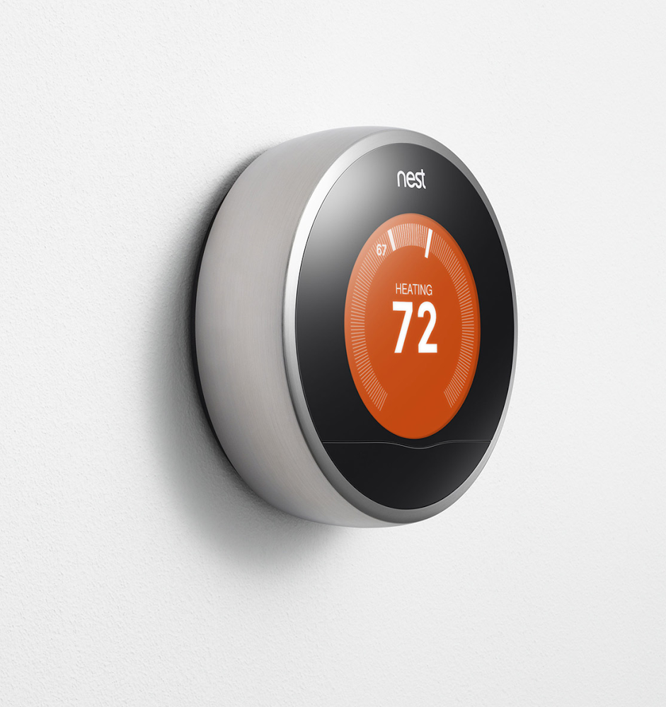 The next generation Nest thermostat