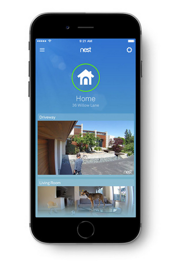 The Nest app experience has improved, too.a