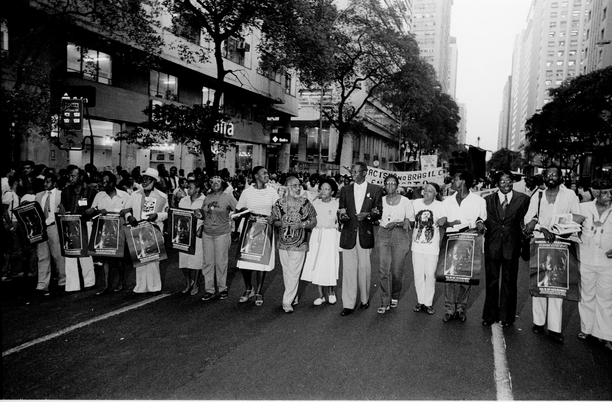 Honoring Black Consciousness Day in Brazil