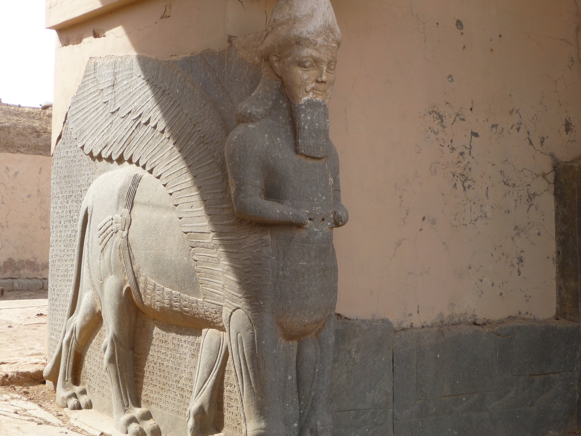 Babylon and its treasures: preserving an ancient city