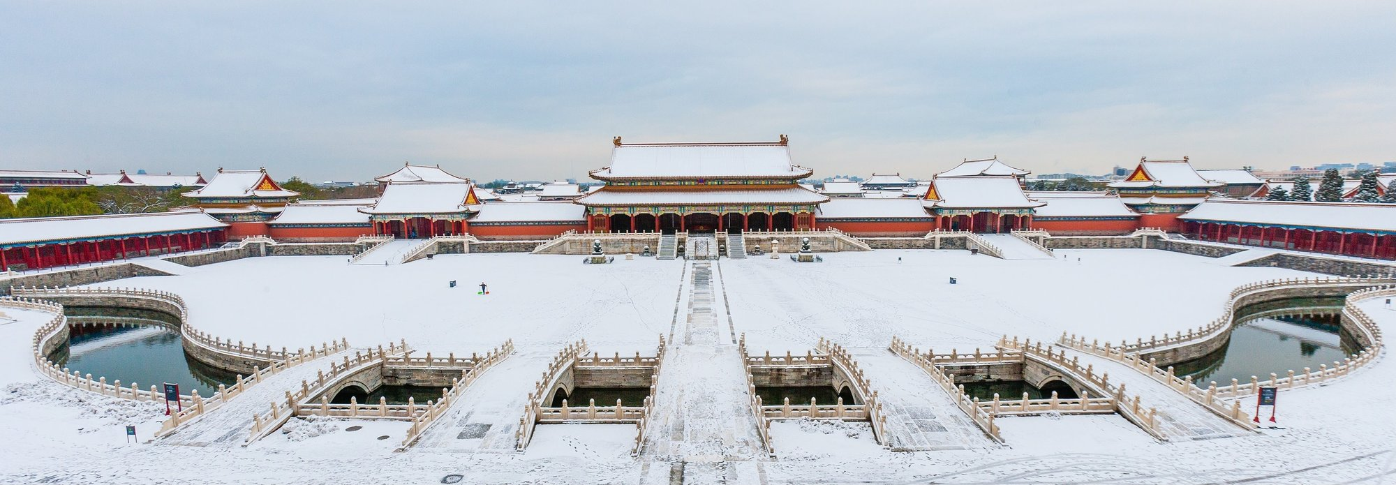 Enjoy a special visit to the Palace Museum